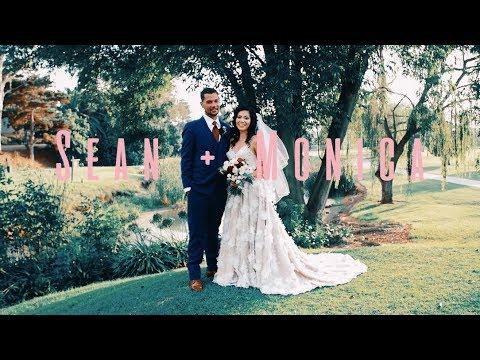 Sean Monica Wedding Film El Camino Country Club Oceanside Ca