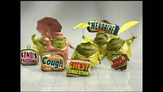 Mucinex: If It's Not The One It's The Other