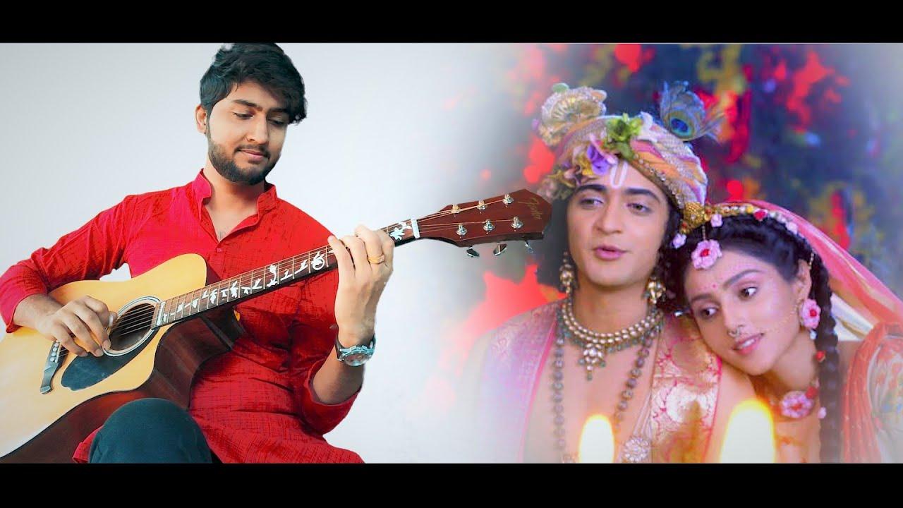 Download Radha Krishna - Tum Prem Ho ♥️ Tum Preet Ho   Guitar Cover   Golden Melody
