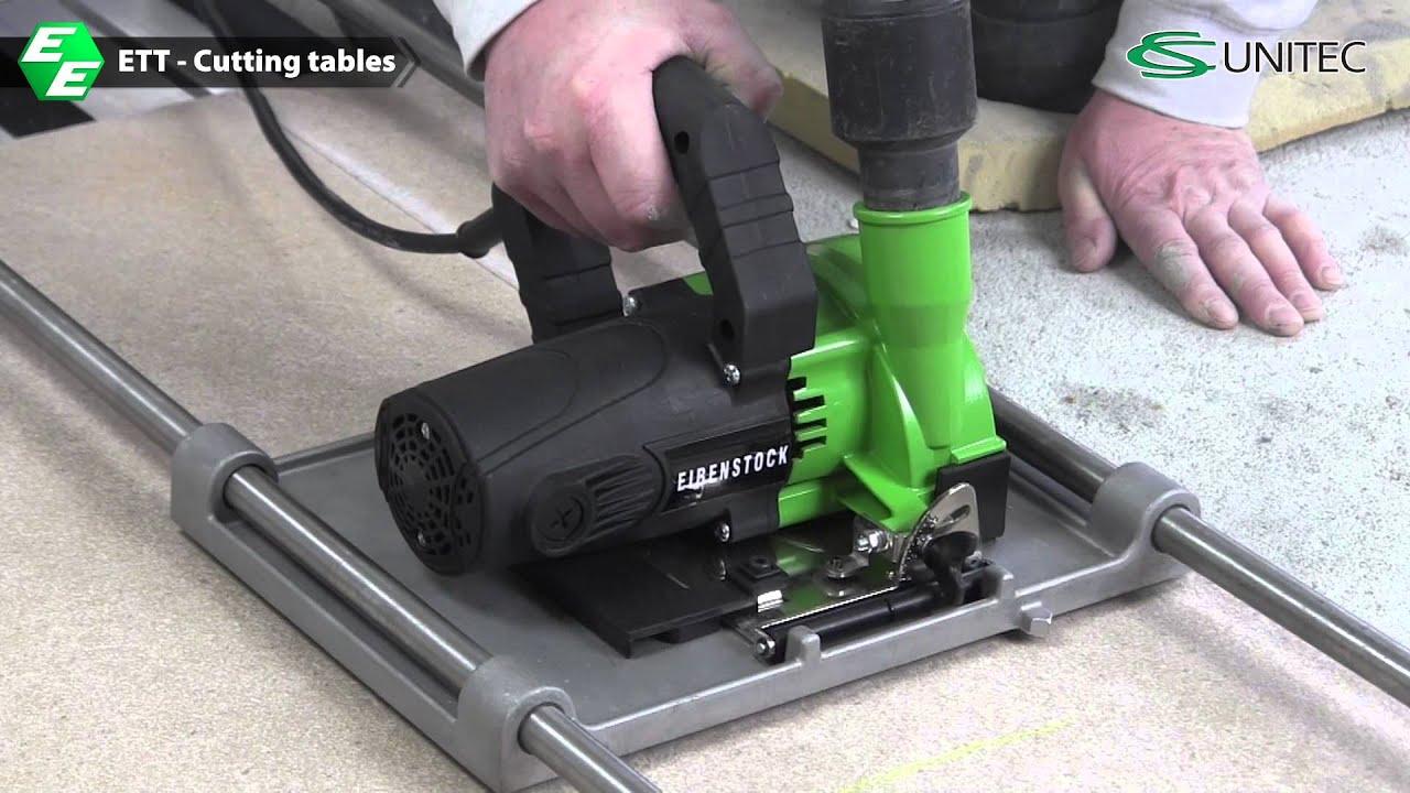 tile cutting tables for 5 diamond circular saw cs unitec