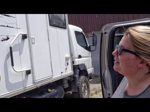 The hunt for and finding our EXPEDITION VEHICLE