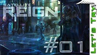 Satellite Reign #01 - Let