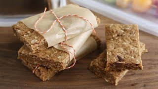 How to Make Chocolate Oat Bars | Sunset