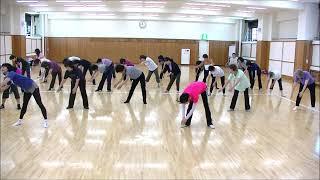 安城市健康体操スクールの元気な仲間
