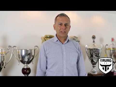 Saúl Maldonado - Nuevo Director Técnico Tauro F.C.