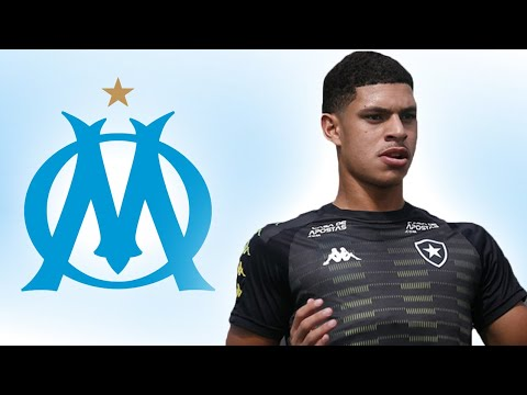 This Is Why Juventus Want To Sign Luis Henrique 2020   Crazy Speed, Goals & Skills   Botafogo (HD)