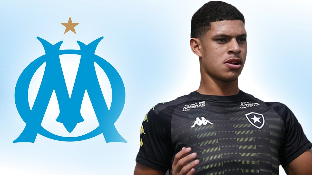 Download LUIS HENRIQUE   Welcome To Olympique Marseille   Fantastic Goals & Skills (HD)