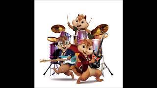 David Guetta & Sia -  Flames - Alvin & the chipmunk ( DarkFox version) Video
