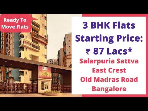salarpuria-sattva-east-crest-old-madras-road-bangalore- -actual-video- -call-8861110665