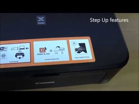Pixma Mg3500 Colors Installation Features Gcp Youtube