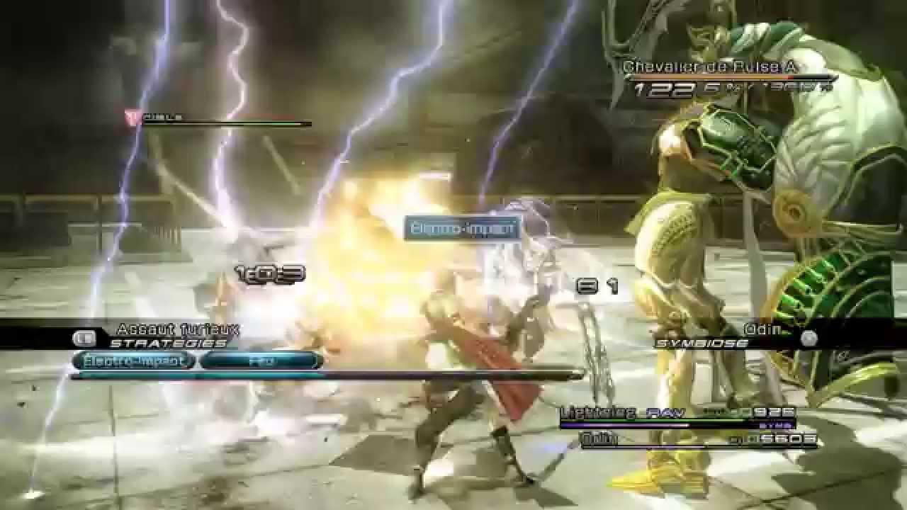 Final Fantasy XIII - Version PC - Gameplay 1080p 60 FPS