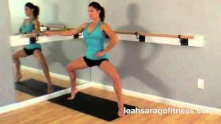 Ballet Body Workout by Leah Sarago
