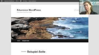 WordPress - Starten mit dem eigenen Blog