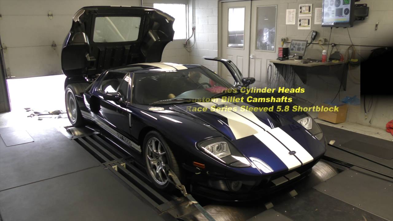 Samsons  Ford Gt Supercar Stage Tt Package