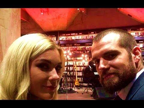 Henry Cavill and his girlfriend Tara King