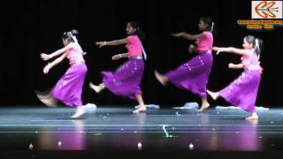 WISMA Onam 2012 - Kids Group Dance (Hindi and Malayalam Medley)