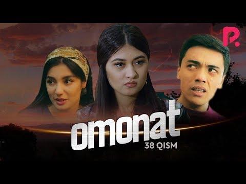 Omonat (o'zbek Serial) | Омонат (узбек сериал) 38-qism