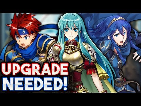 10 Legendary Weapons that NEED Weapon Refinery Upgrade w/Base Concepts - Fire Emblem Heroes