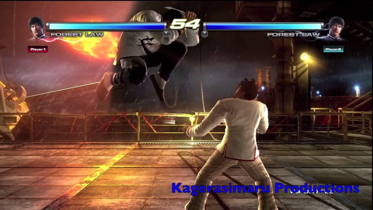 Tekken Tag Tournament 2 - Secret Weapon Trophy/Achievement ...