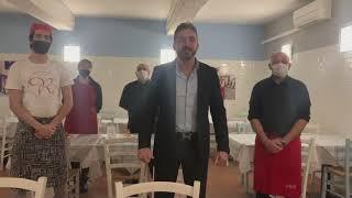 Disobbedienza civile di massa. da venerdì 15 (compreso), 50mila ristoratori apriranno in tutta italia a pranzo e cena indipendentemente dalle decisioni del g...