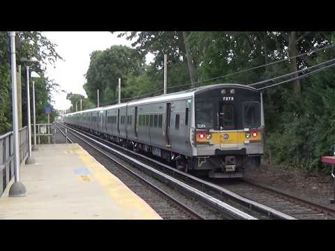 LIRR Centre Avenue - Trains Arrive From Both Directions