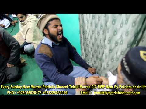 Fight Between Two POWERFUL JINNS at Patriata shareef