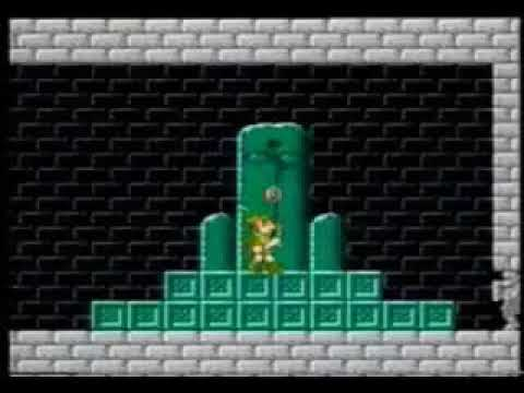 Zelda II The Adventure of Link Commercial
