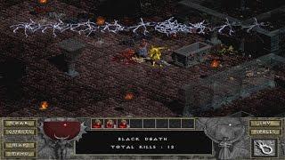 Diablo : Hellfire Walkthrough - Dungeon Levels 3 & 4