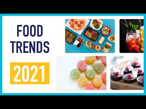 wine article Food And Beverage Trends 2021