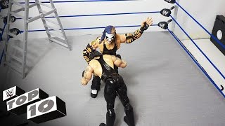 Top 10 moves of jeff hardy: wwe top 10