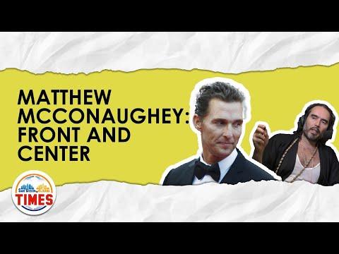 SORRY MATTHEW MCCONAUGHEY, BUT... | San Diego Tijuana Times