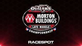 World of Outlaws Morton Buildings Late Model Championship Series | Round 5 at Volusia