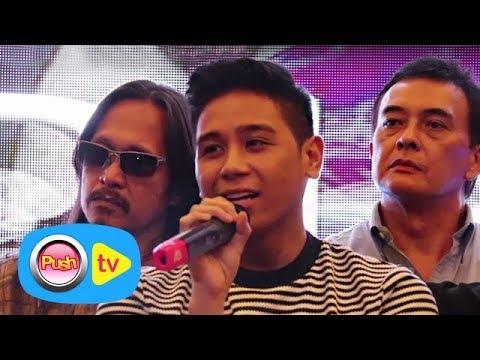 "Push TV: Newbie actor Kevin Poblacion headlines indie film ""Adik"""