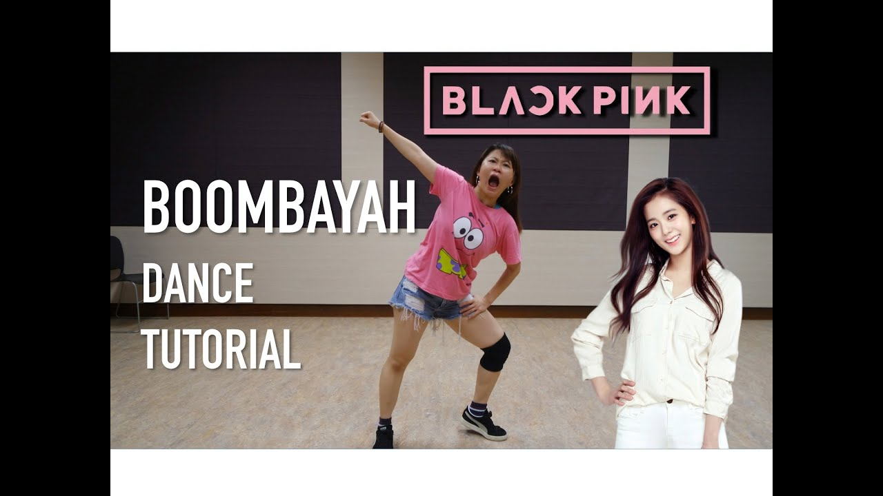 BLACKPINK - '붐바야'(BOOMBAYAH) Dance Tutorial | FULL with Mirror [Charissahoo]