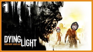 Join us as we play Dying Light for the first time!