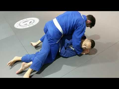 Mount Escape to Guard and Transition to Dominant Mount