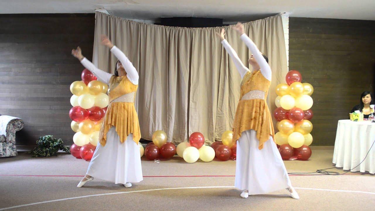 Danza El que ama mi alma YouTube