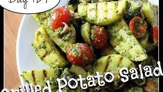 Grilled Potato Salad Recipe [day 124]