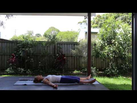 Anusara Style Home Practice Yoga Sequence Part 3