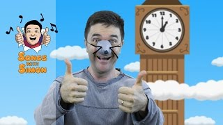 Hickory Dickory Dock | Nursery Rhymes and Songs for Kids by Songs with Simon