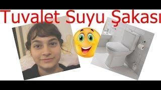 Arkadaşıma Mükemmel Bir Şaka(Tuvalet Suyu Şakası)
