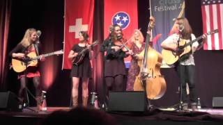 Della Mae Bühler Bluegrass Festival May 03, 2014 evening