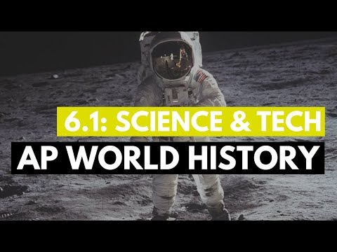 Tanks, Telephones, & TB - 20th Century Science & Tech (AP World Review 6.1)
