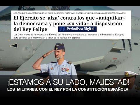 ¡RUIDO DE CONSTITUCIÓN ENTRE MILITARES!