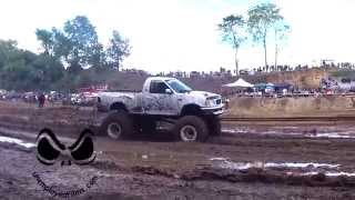 Olivet Mud Run Track #2 built for speed