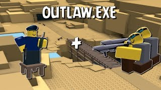 Outlaw is the best unit in the game [ROBLOX Tower Defense Simulator]