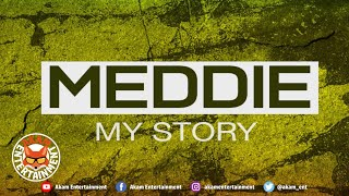 Meddie - My Story [Audio Visualizer]
