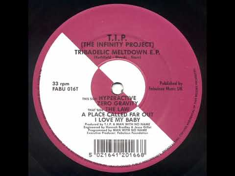 The Infinity Project - Hyperactive (1992)