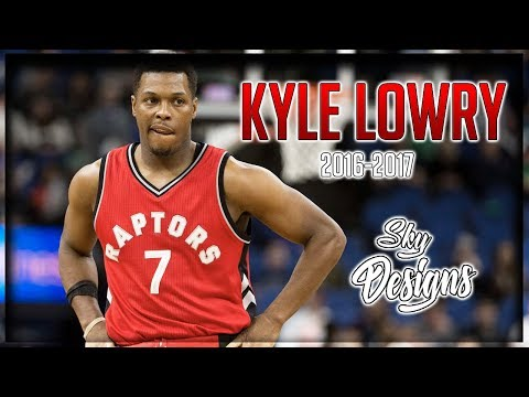 Kyle Lowry Official 2016-2017 Season Highlights // 22.4 PPG, 7.0 APG, 4.8 RPG