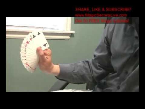 Card Manipulation Tricks